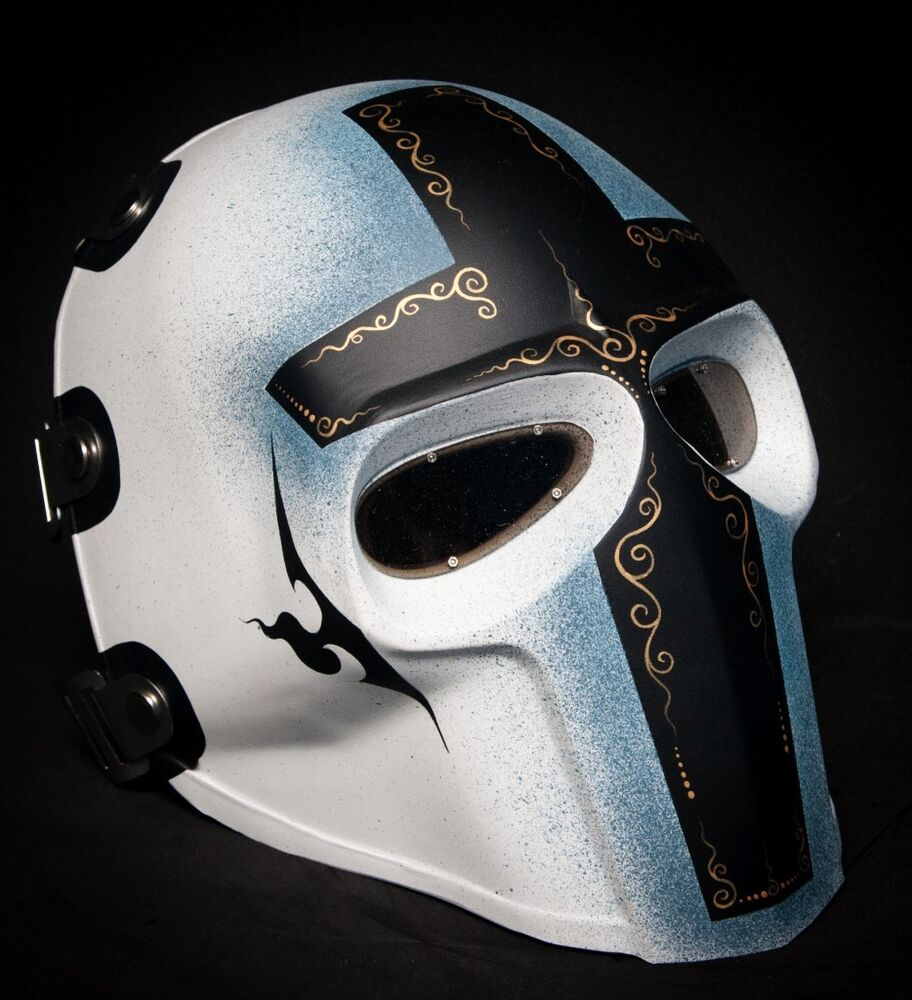 ONIMARU MASK ARMY OF TWO AIRSOFT SKULL HALLOWEEN CRUSADER ...