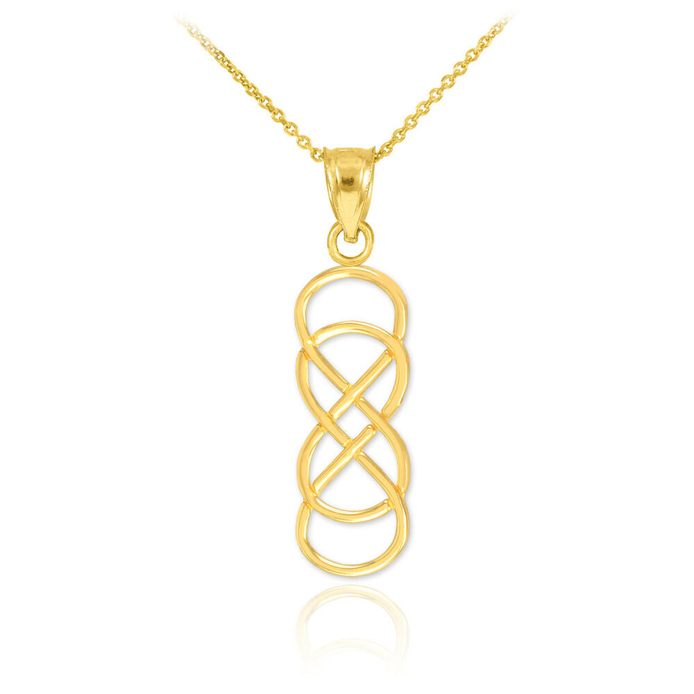 Jewelry amp watches gt fine jewelry gt fine necklaces amp pendants gt diamond - Gold Infinity Necklace Car Interior Design
