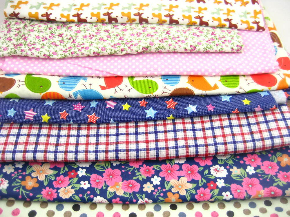 Printed 100 cotton fabric baby kids clothes cotton fabric for Fabric for kids clothes