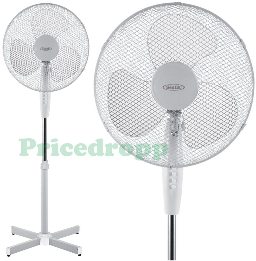 Electric Tower Fan : Quot inch tower fan portable cool air standing oscillating