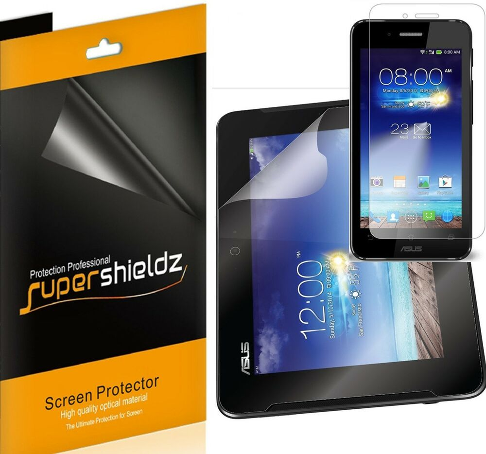 3X Supershieldz HD Clear Screen Protector For ASUS Padfone ...