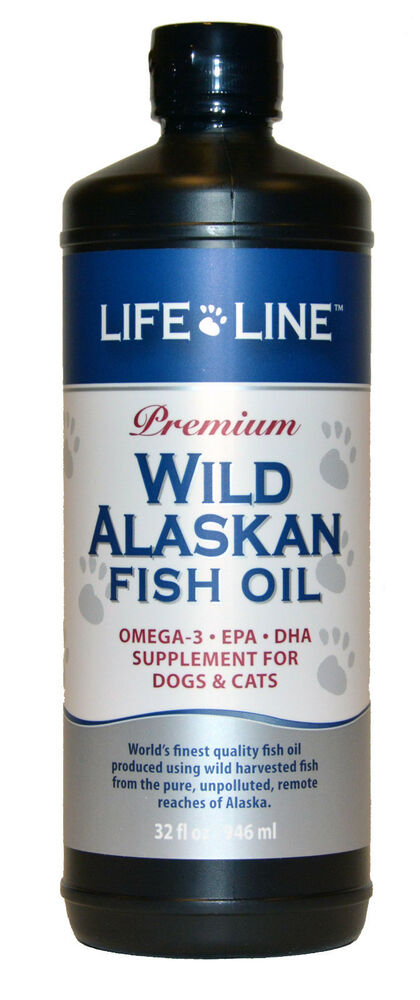 Wild alaskan fish oil 32oz fresh premium omega 3 efa for Salmon fish oil
