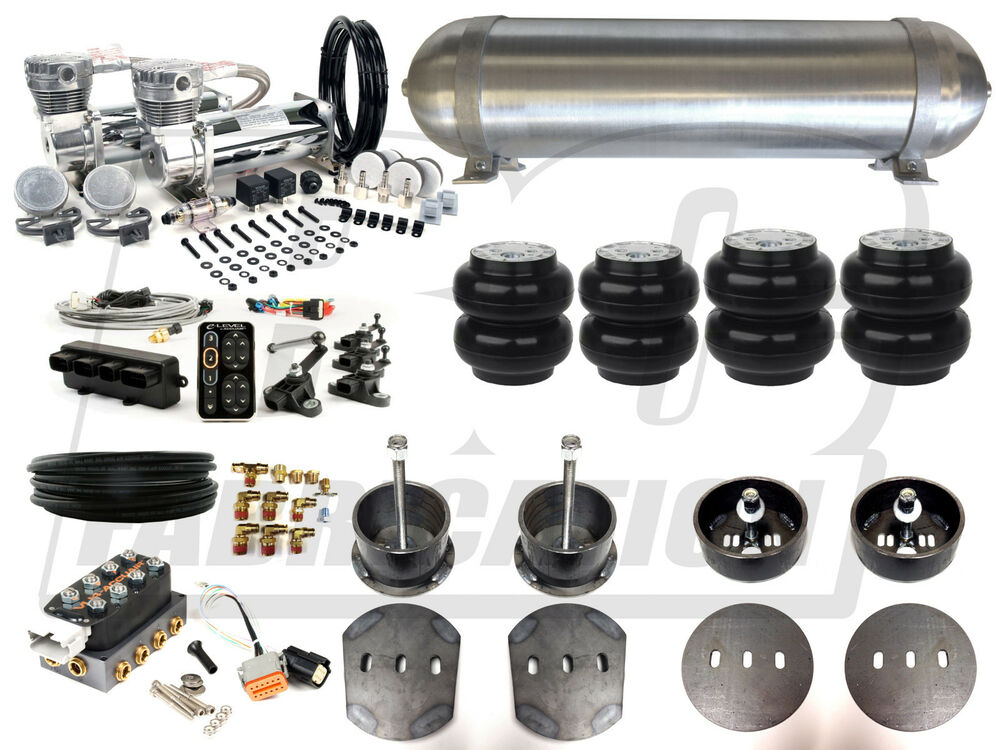 air ride suspension kits for 1965 cadillac. Black Bedroom Furniture Sets. Home Design Ideas
