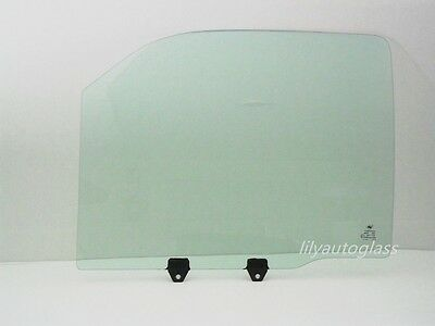 Fit 89-95 Toyota Pickup Truck Driver Left Front Door Glass Window W/ VENT Window