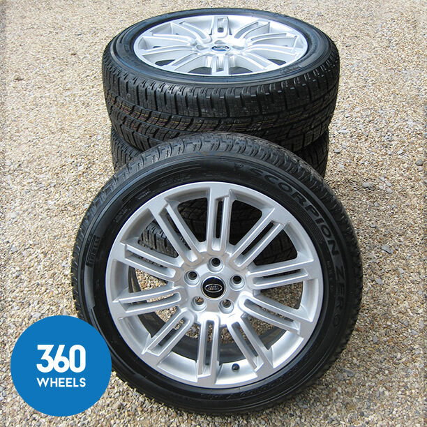 Genuine Land Rover Discovery 4 20 Quot 10 Split Spoke Alloy