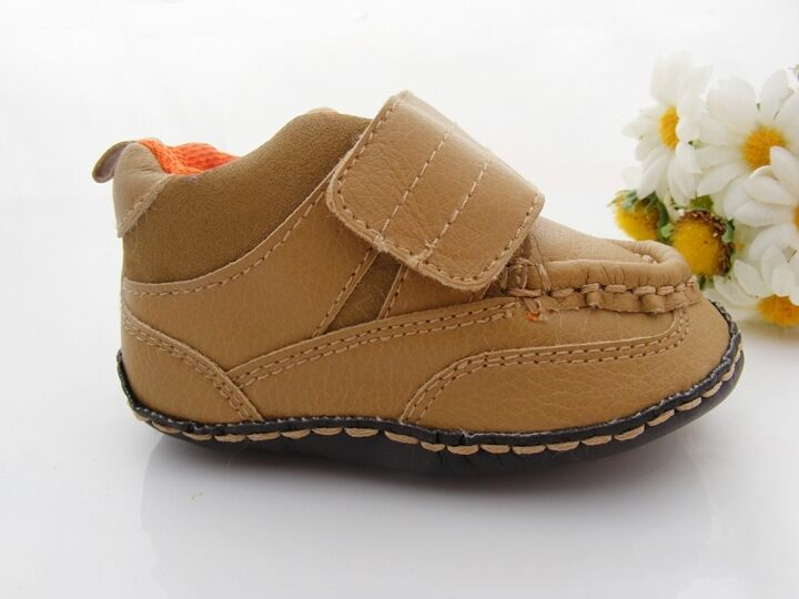 Baby Brown Dress Shoes