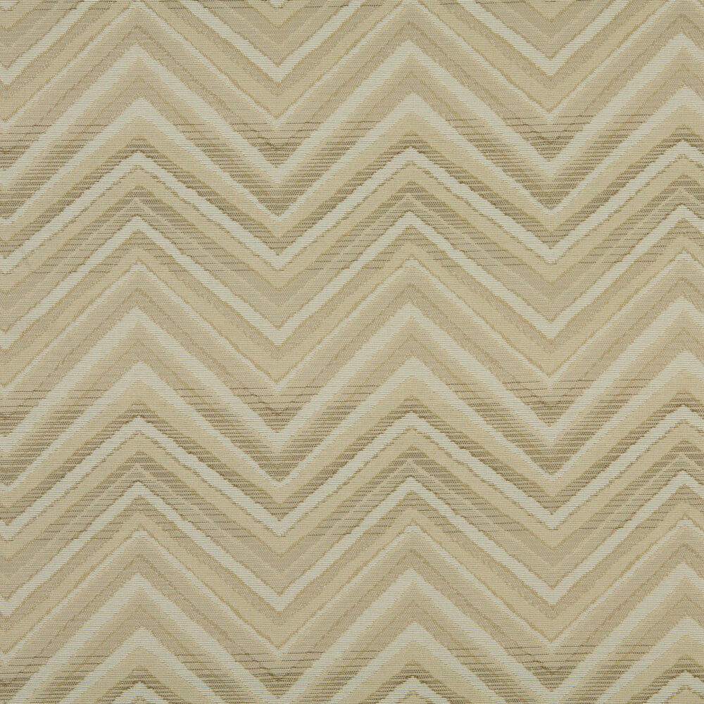 A0105c Beige Tan Taupe Chevron Woven Outdoor Upholstery