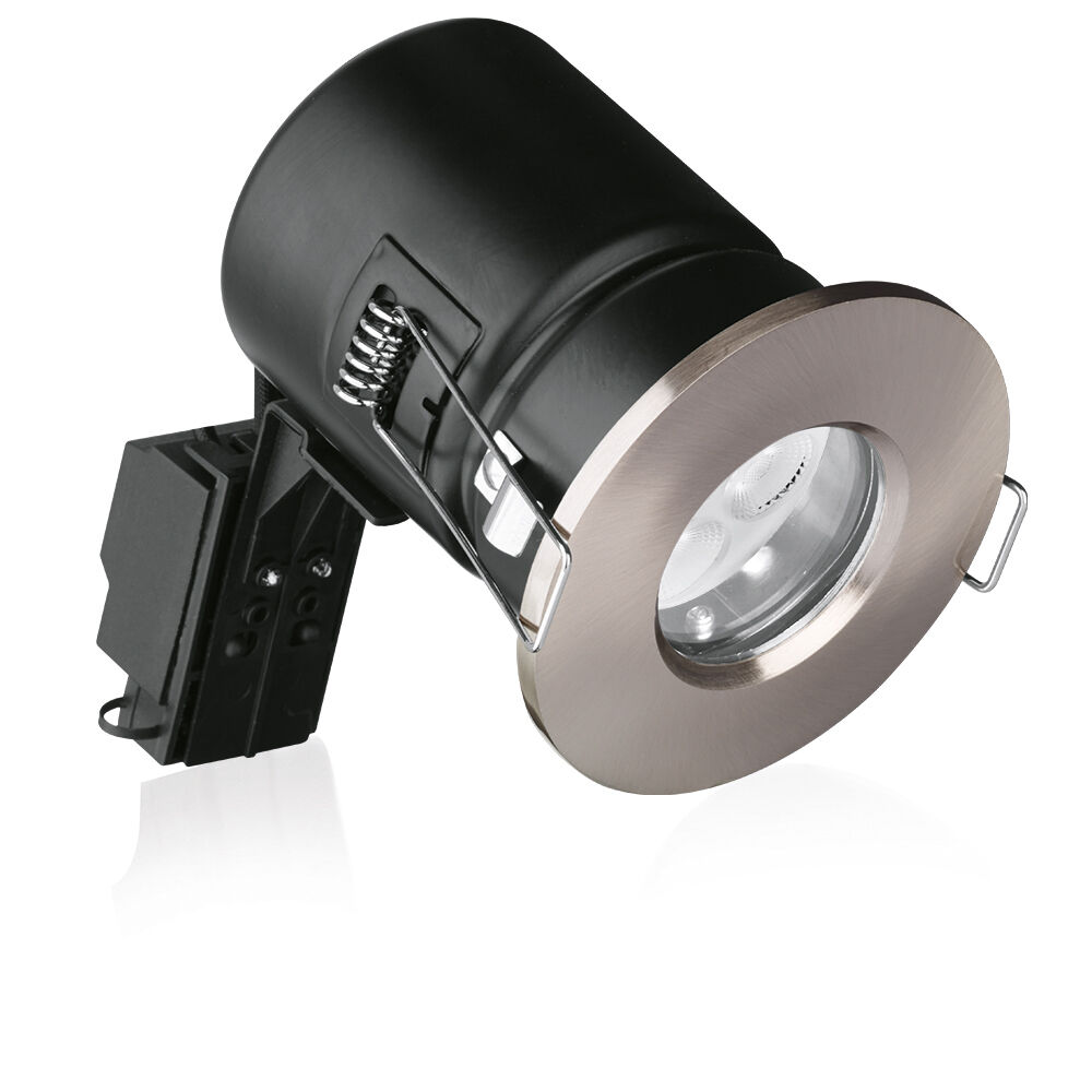 Aurora Enlite En Fd103 Gu10 Ip65 Compact Fire Downlight Ebay