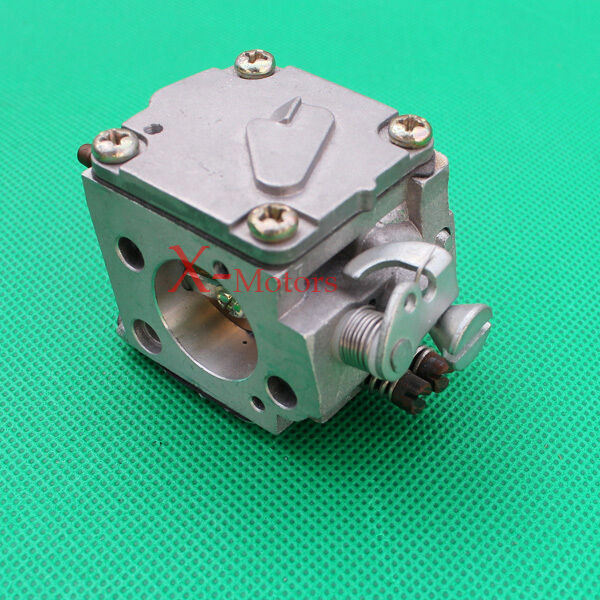 how to clean a husqvarna chainsaw carburetor