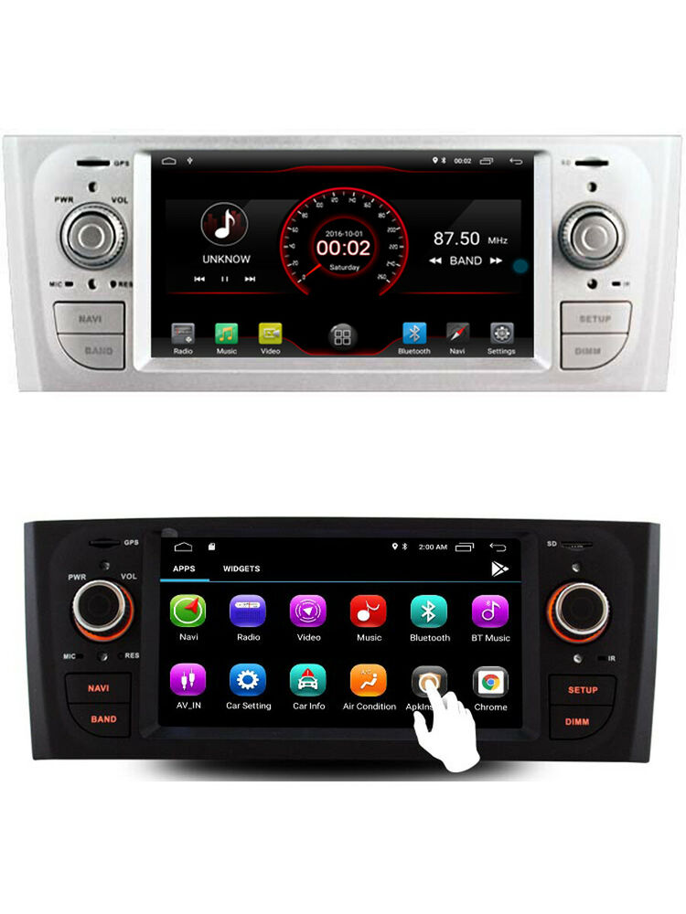 android 4 4 car dvd player gps radio for nissan qashqai rouge x trail 2014 2015 ebay. Black Bedroom Furniture Sets. Home Design Ideas
