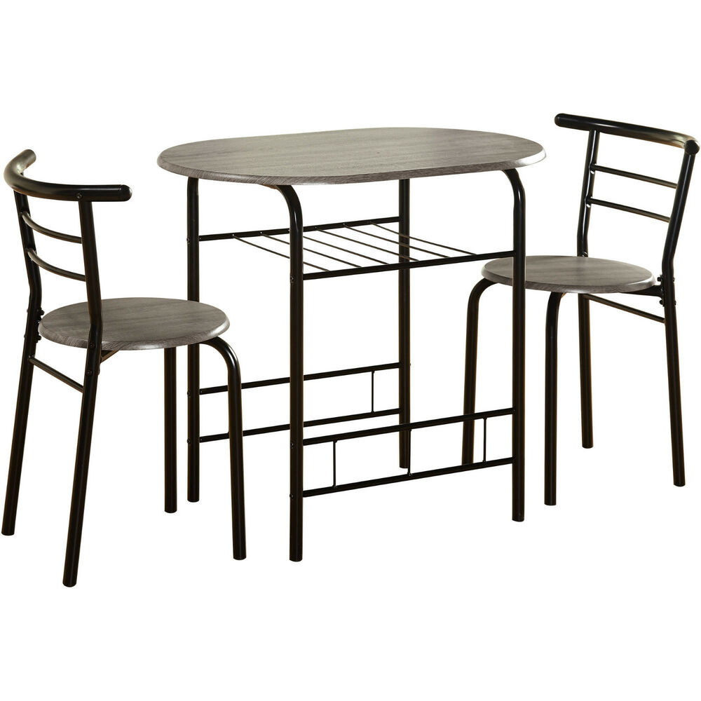 indoor bistro set 3 dining set table chairs set