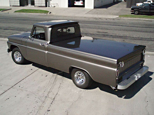 Fiberglass Bed Covers For Chevy Trucks