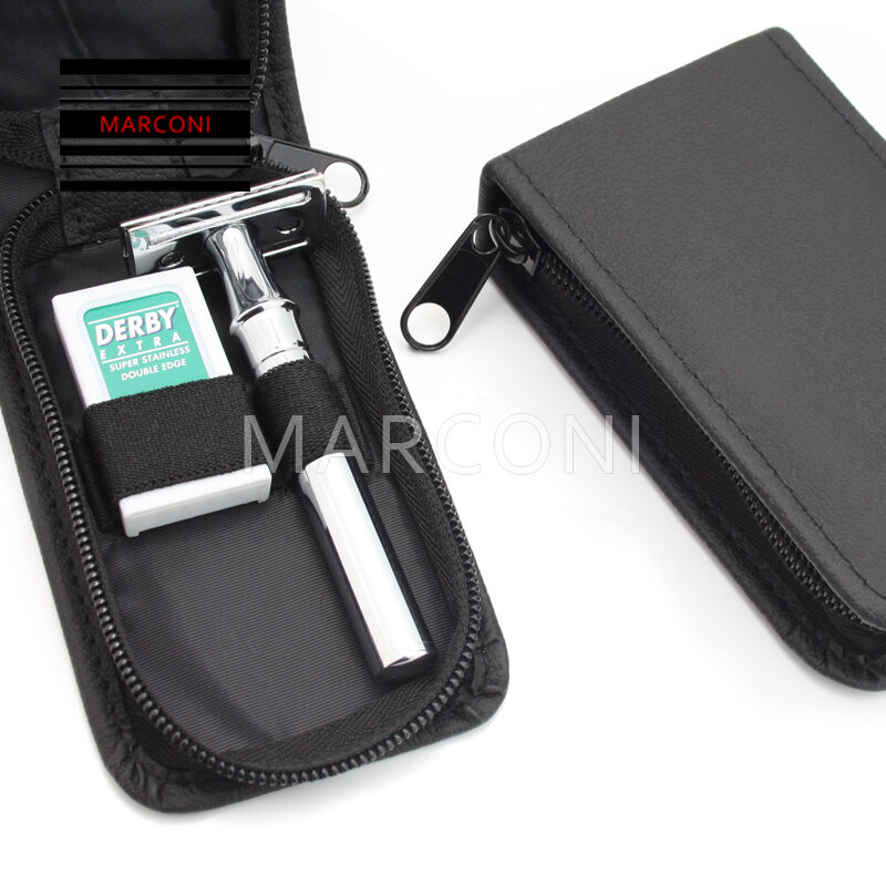 Shaving Razor Travel Case