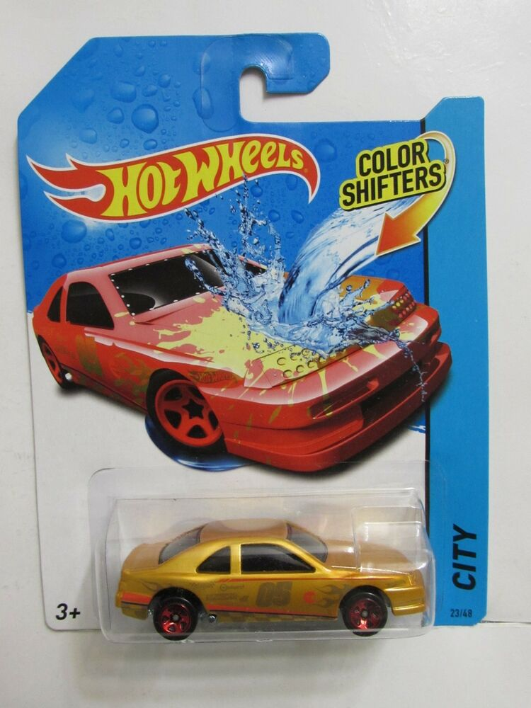 hot wheels city color shifters t bird stocker ebay. Black Bedroom Furniture Sets. Home Design Ideas