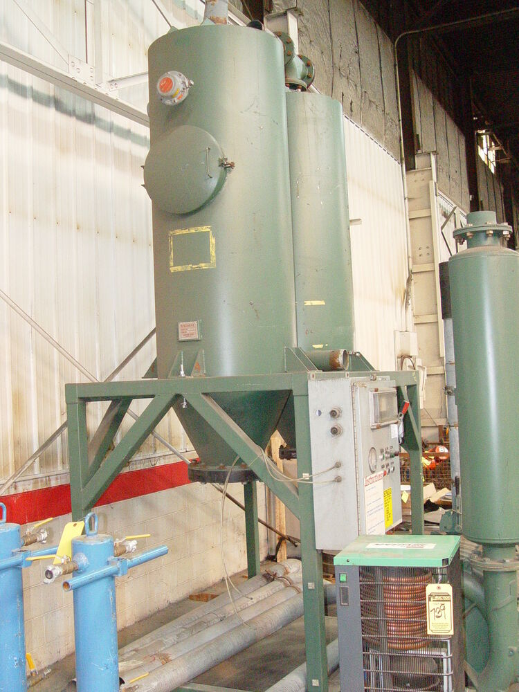 Industrial Dust Blowers : Cfm exidust vc dust collector w hp lamson