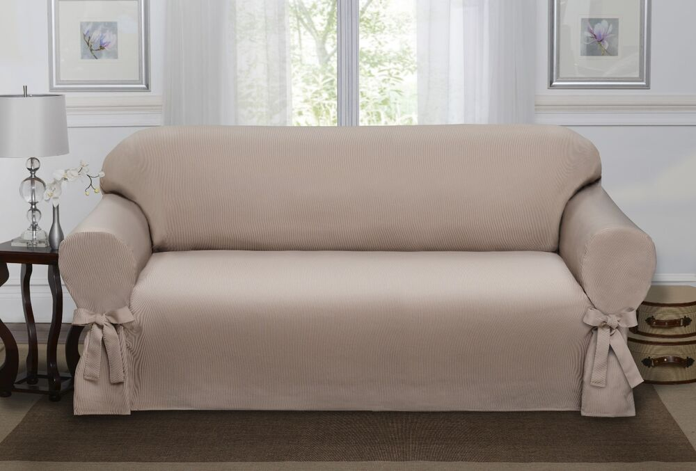 Sand Lucerne Sofa Slipcover Couch Cover Sofa Love Seat