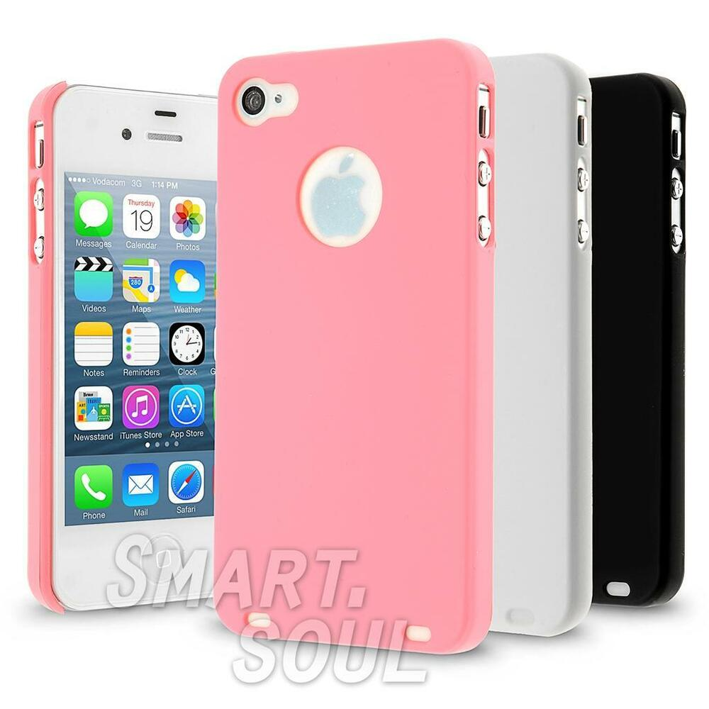 cheap iphone 4 cases new ultra thin slim plastic shell cover skin for 13787