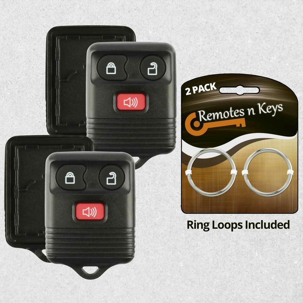 2 for 2001 2002 2003 2004 ford explorer edge escape remote. Black Bedroom Furniture Sets. Home Design Ideas