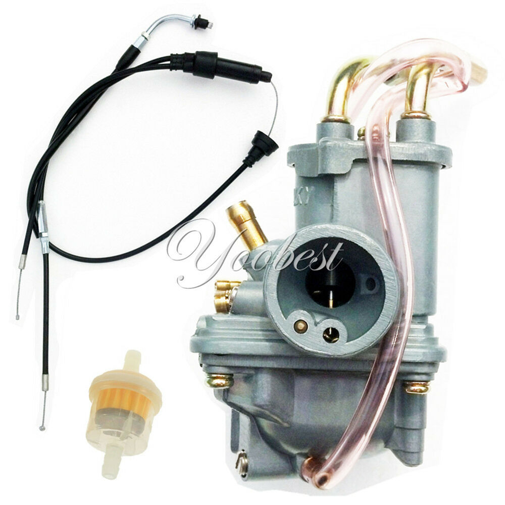 Throttle Gas Cable   Carburetor Carb For Yamaha Pw 50 Pw50
