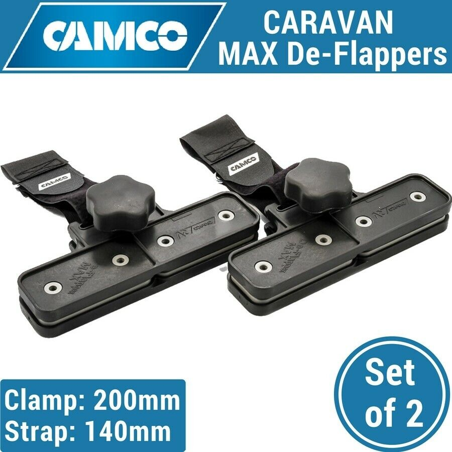 Camco Max Caravan Awning Deflappers De Flappers Rv