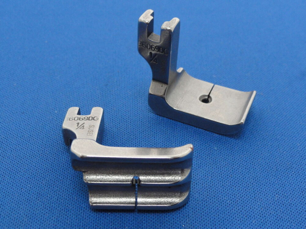 piping foot for sewing machine