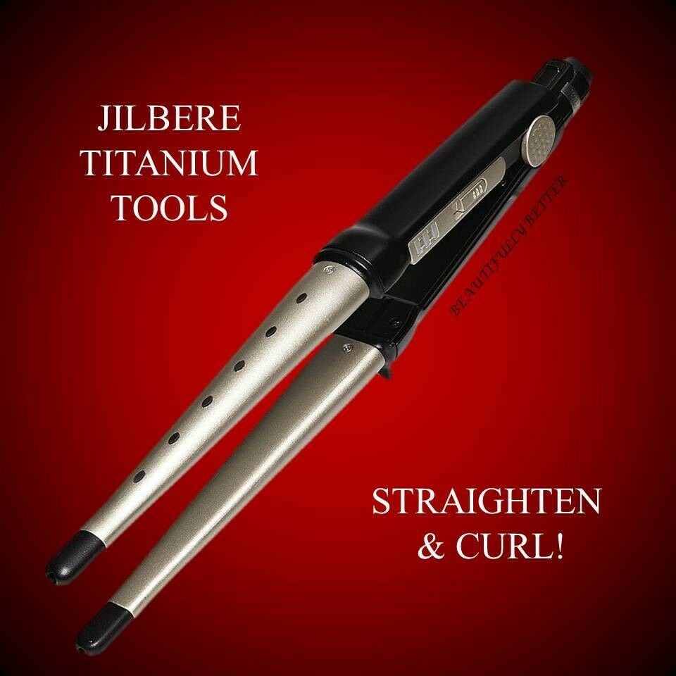New Jilbere Titanium Tools Tapered Conistraight Coni Hair