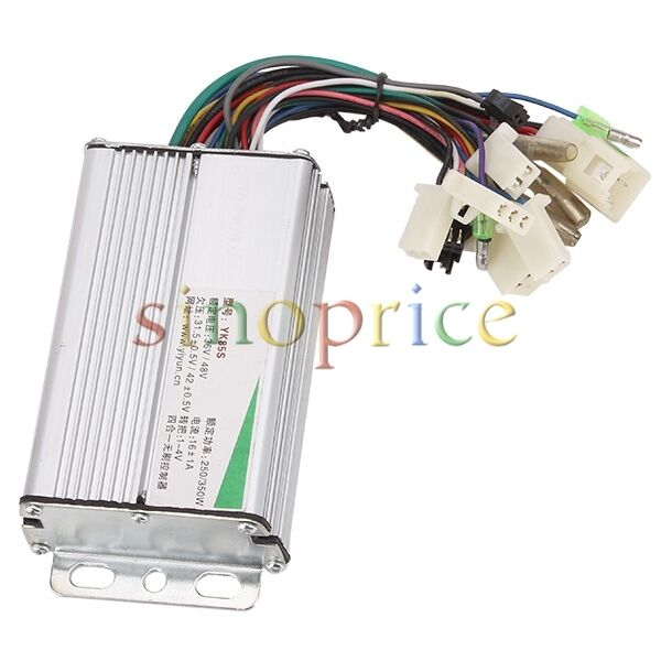 36v 250w 48v 350w brushless motor controller for electric for 36v dc motor controller
