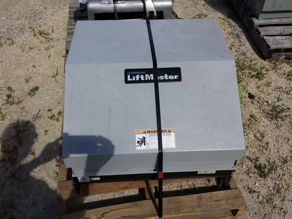 Liftmaster automatic fence gate opener mdl hs