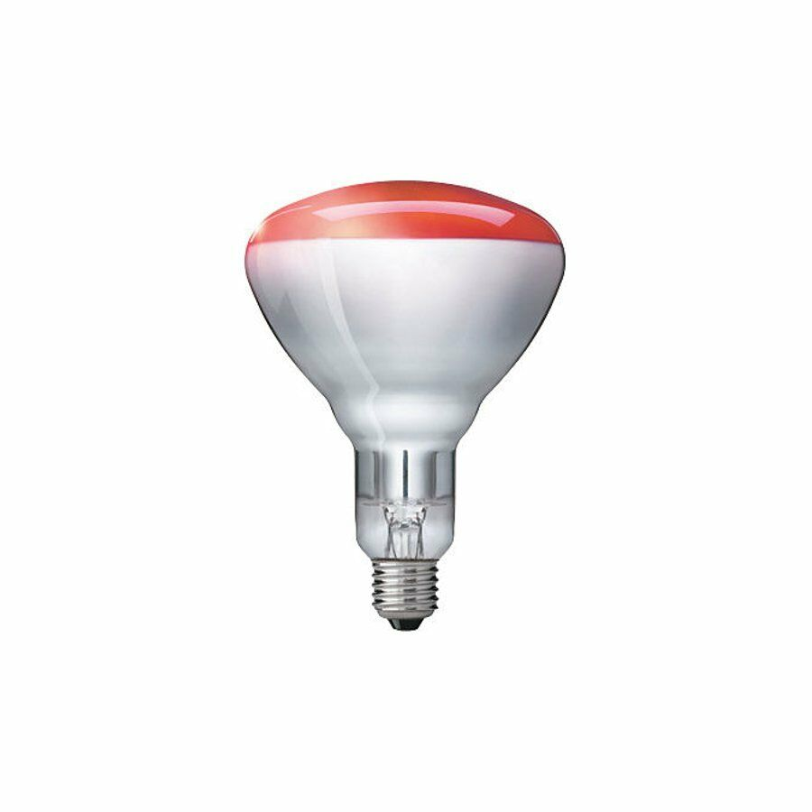Philips Infrared Lamp Industrial Heat Red Br125 E27 250w Heat Lamp Ebay