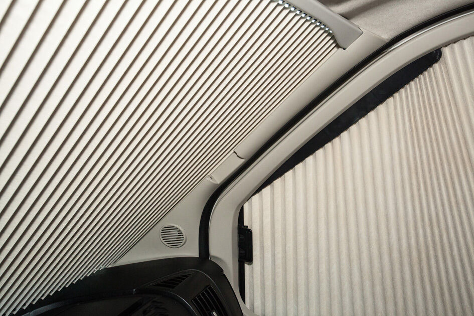 Remis Cab Blinds Ducato Relay Boxer X250 2011 2014