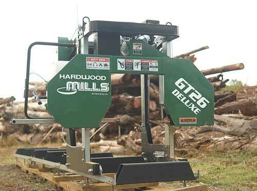 Sawmill portable band saw mill mobile lumber will cut