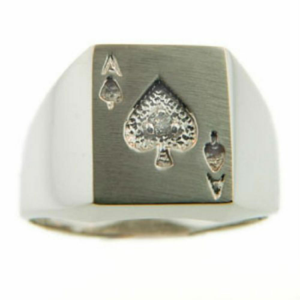 how to make an ace ring