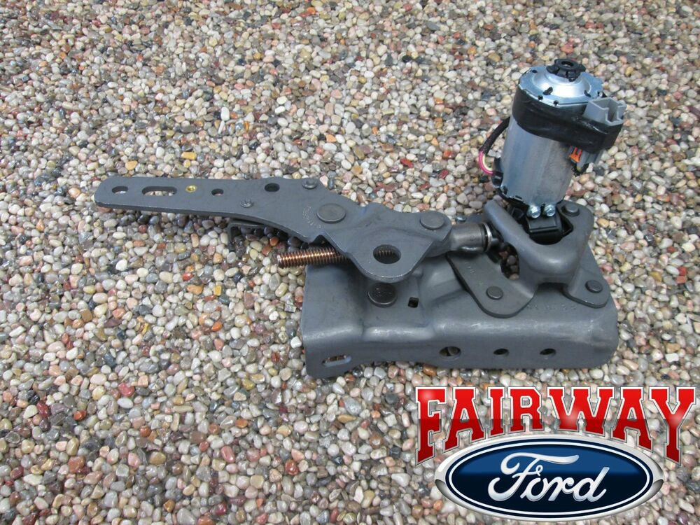 06 thru 10 explorer mountaineer oem ford 3rd row power for Power seat motor suppliers