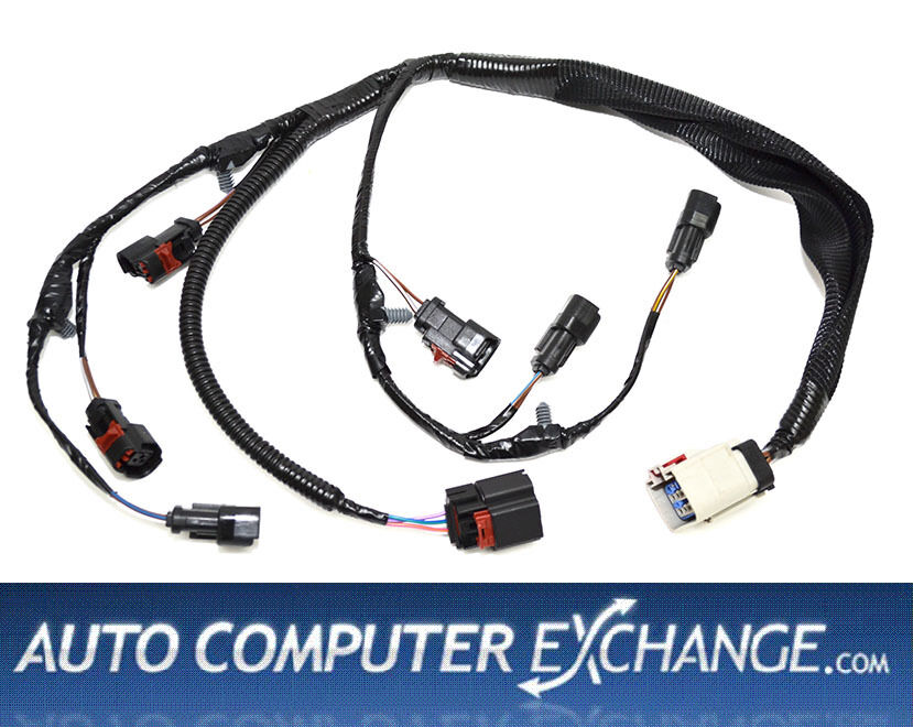 2001 2002 2003 New Engine Injector Harness Dodge Chrysler Caravan Town  U0026 Country