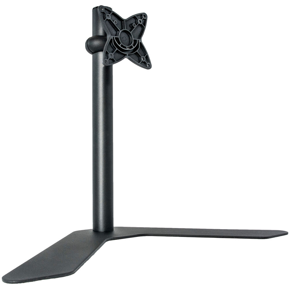 Single Lcd Monitor Desk Stand Fully Adjustable Tilt For 1