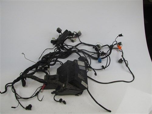bmw rrt r wire harness loom fuse box amp extras 2004 bmw r1150rt r1150 wire harness loom fuse box extras 7678238