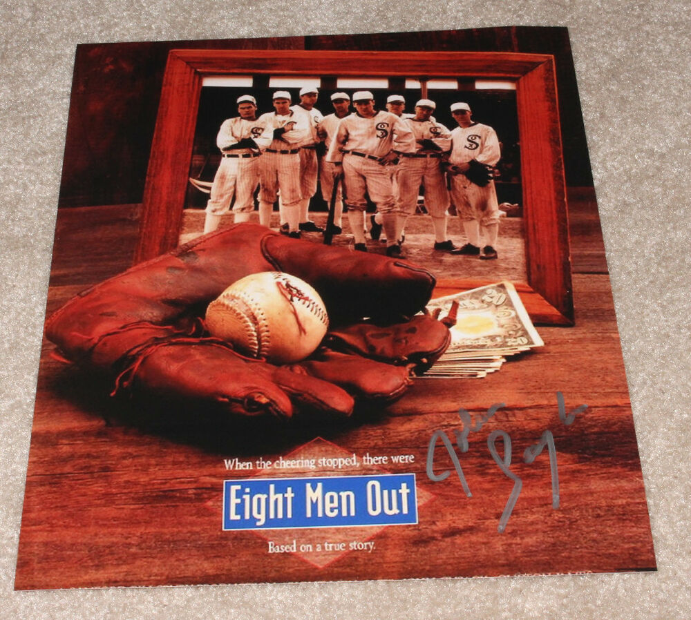 eight men out - photo #25