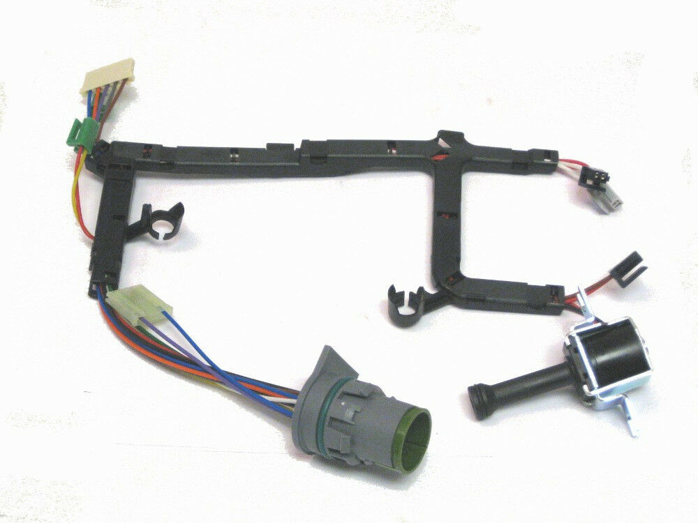 700r4 shift solenoid wiring 1993-2002 4l60e 4l65e rostra wire harness with solenoid | ebay