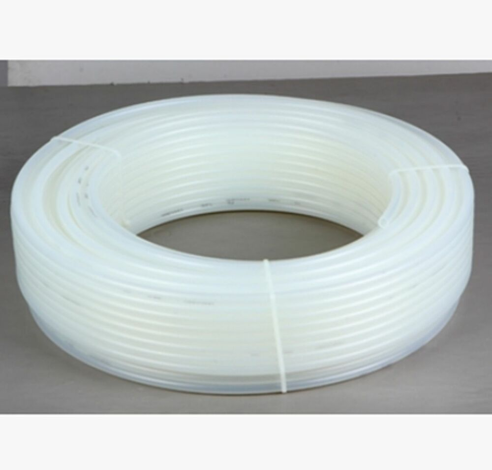 Nylon Hard Air Line Tubing Pipe Plastic Pneumatic Tube 6mm