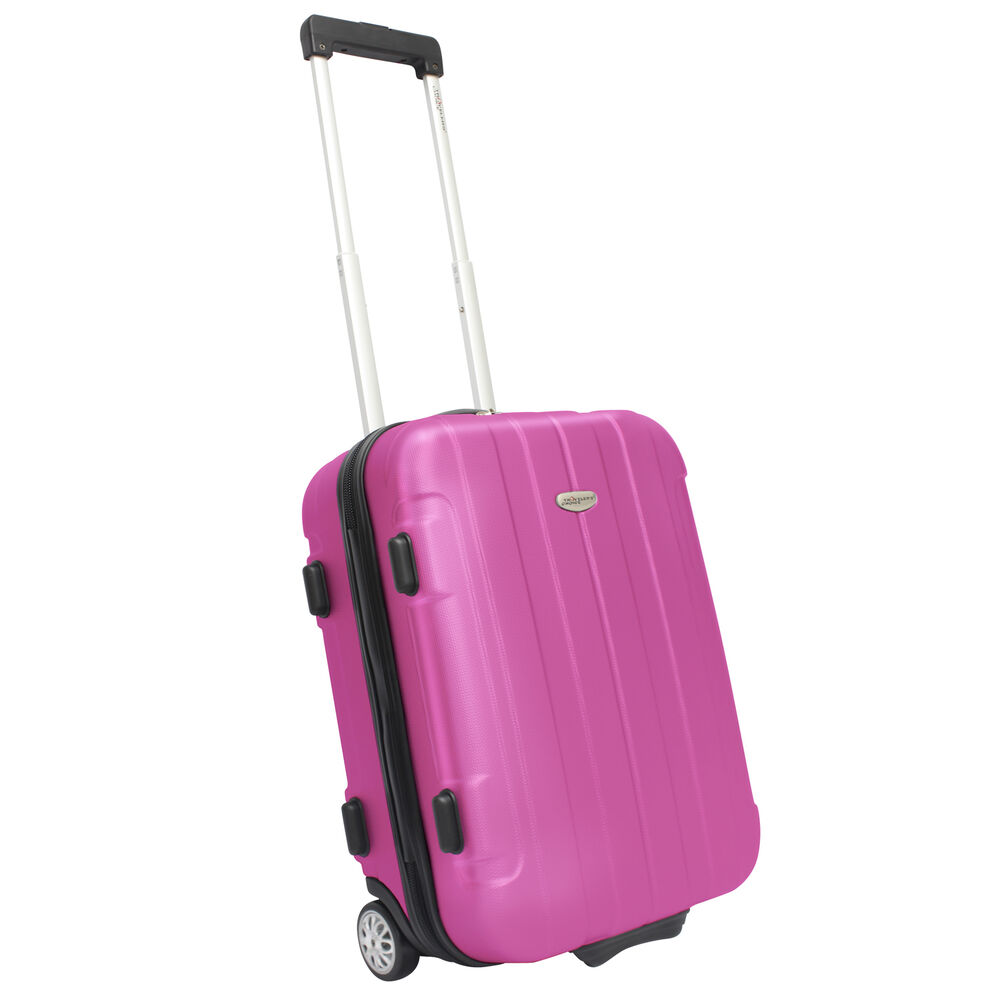 Travelers Choice Rome 20 Quot Pink Carry On Rolling Luggage
