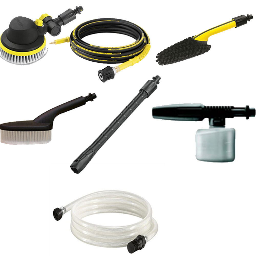 Car Wash Brush >> New Karcher Pressure Washer Accessories - SELECT REQUIRED ITEM | eBay