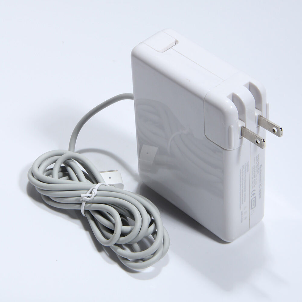 85w laptop ac adapter charger power cord for macbook pro 13 39 39 15 39 39 17 39 39 us ebay. Black Bedroom Furniture Sets. Home Design Ideas