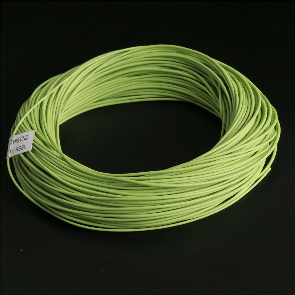 Double Taper Floating 100 FT 5 Weight Fly Fishing Line Fly ...