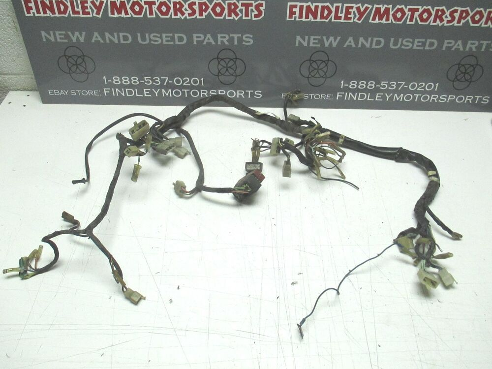 1975 Honda Goldwing Gl1000 Wiring Harness