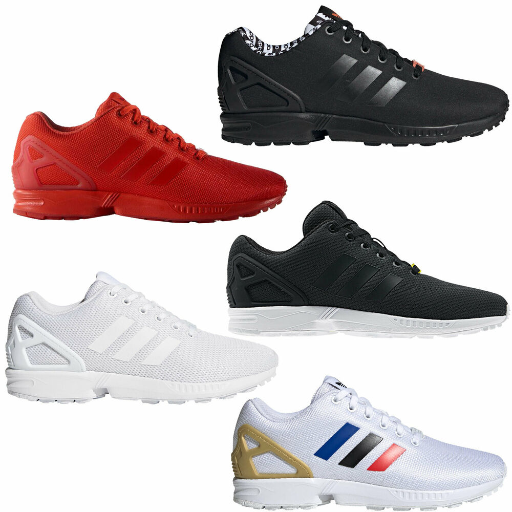 adidas originals zx flux herren sneaker turnschuhe halbschuhe sommerschuhe ebay. Black Bedroom Furniture Sets. Home Design Ideas