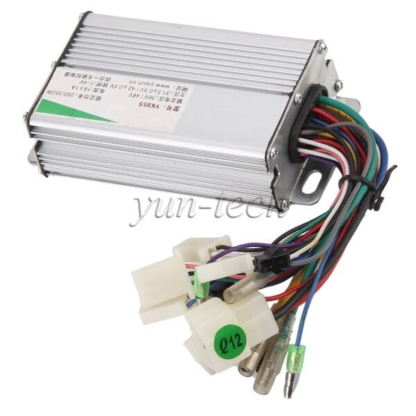 Electric bike bicycle scooter brushless motor controller for Electric scooter brushless motor