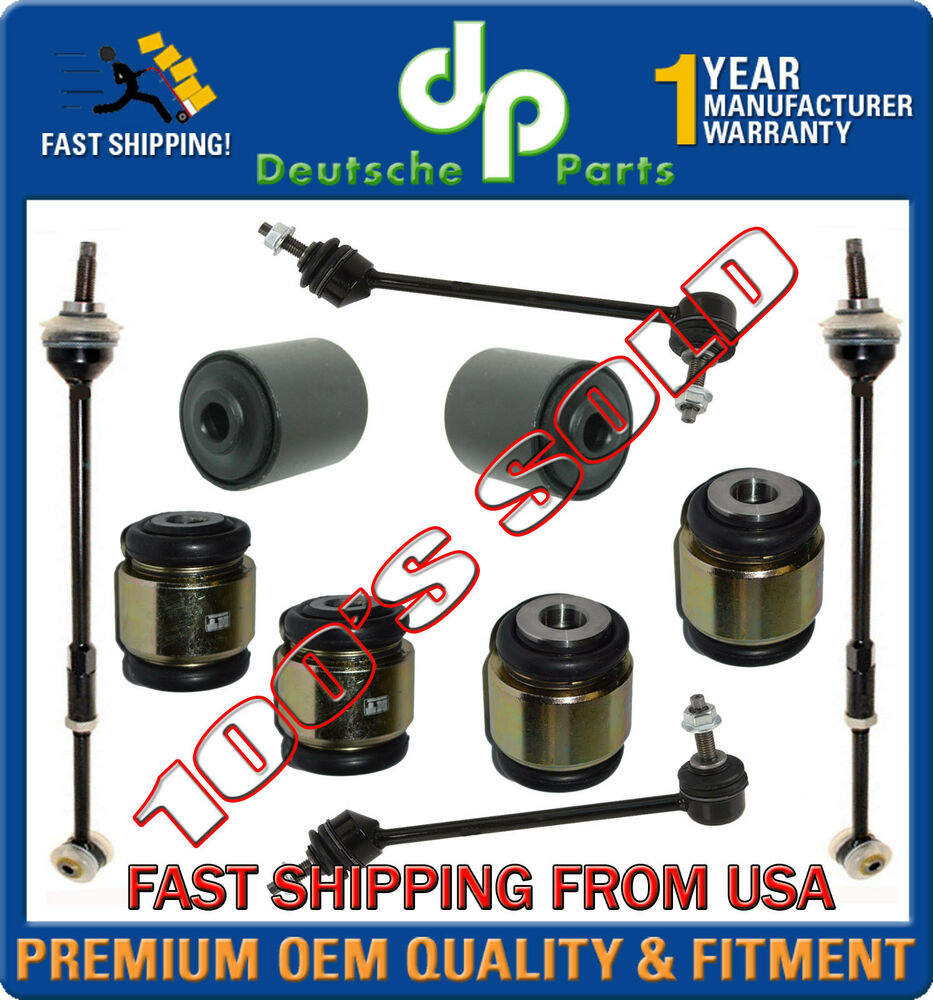 S L on 2000 Lincoln Ls Rear Suspension Parts