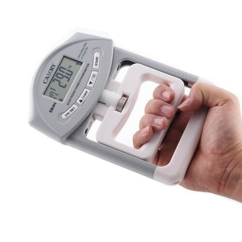 Dynamometer Horsepower Measurement : Camry lb kg digital hand dynamometer grip strength