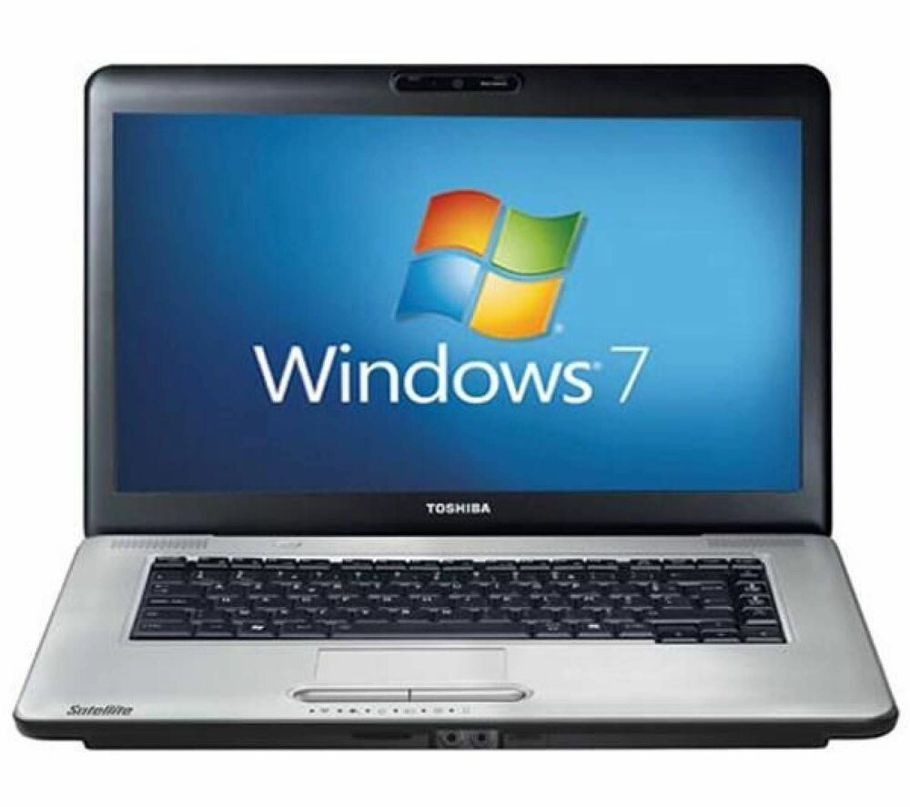 toshiba windows 7 laptops netbooks ebay autos post. Black Bedroom Furniture Sets. Home Design Ideas