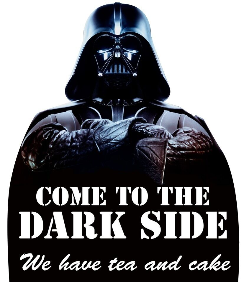 Quote Star Wars: Men's T-Shirt, Star Wars Darth Vader Funny Quote We Have
